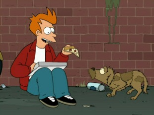 Media Monday: Yet another life lesson learned from Futurama